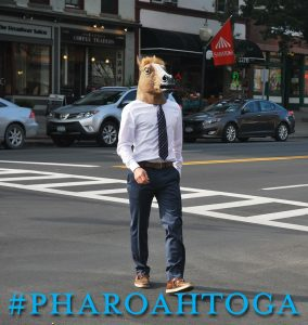 #pharoahtoga