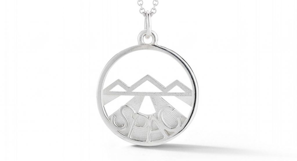 SPAC Pendant to Celebrate 50th Anniversary