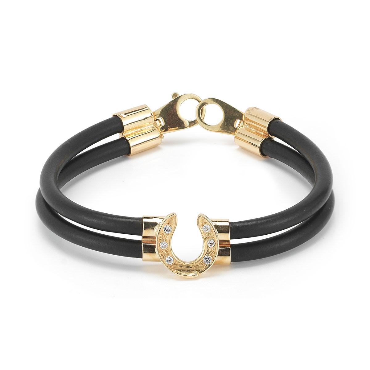 HL0841 Horseshoe Bracelet