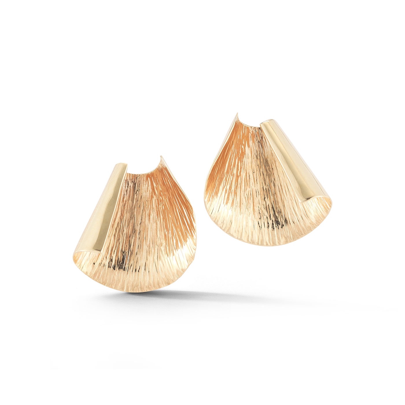 ER029 Pencil Shaving Earrings