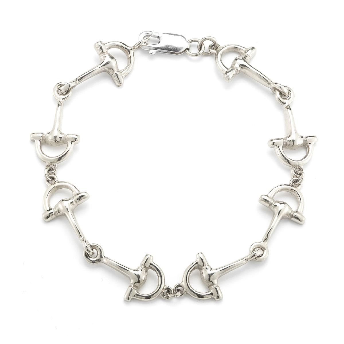 HL0802 Snaffle Bit Bracelet