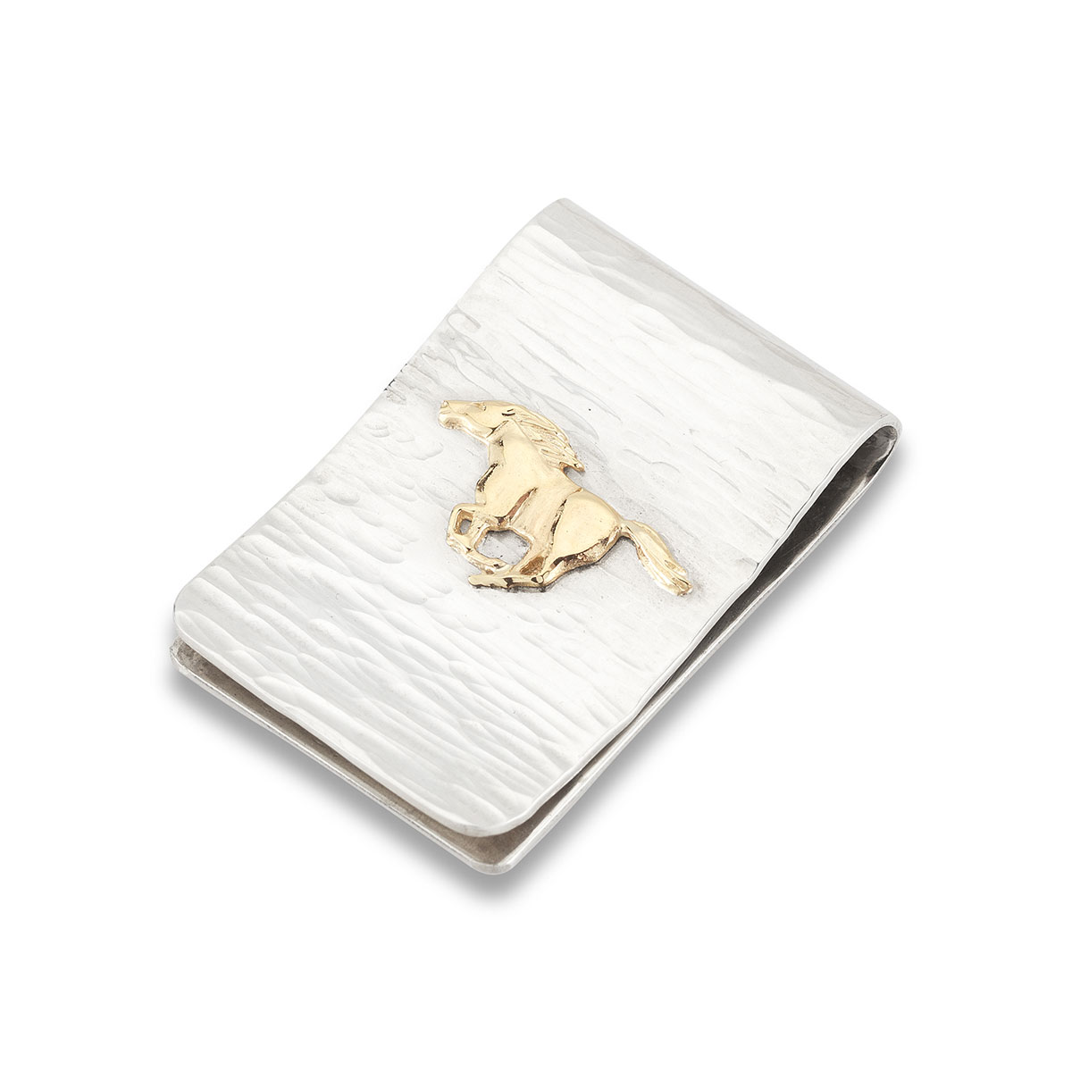 MLC02 Running Horse Money Clip