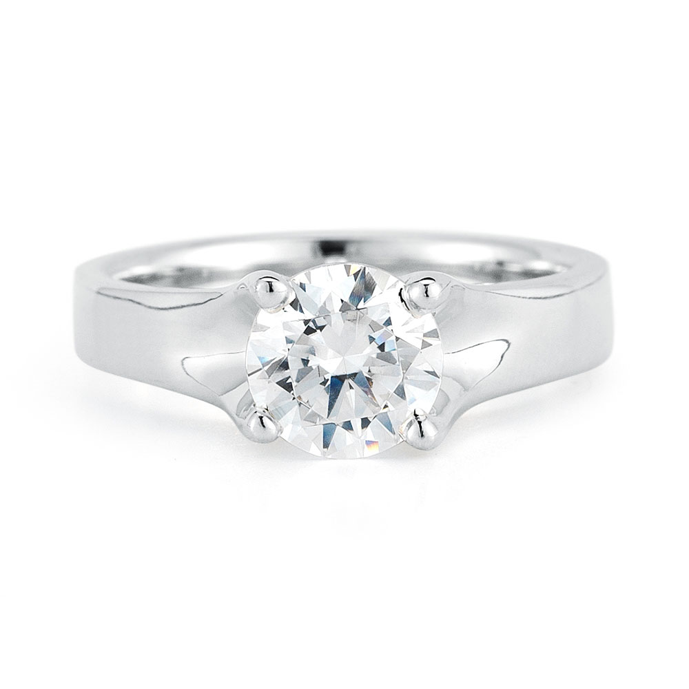 WR0154 Engagement Ring
