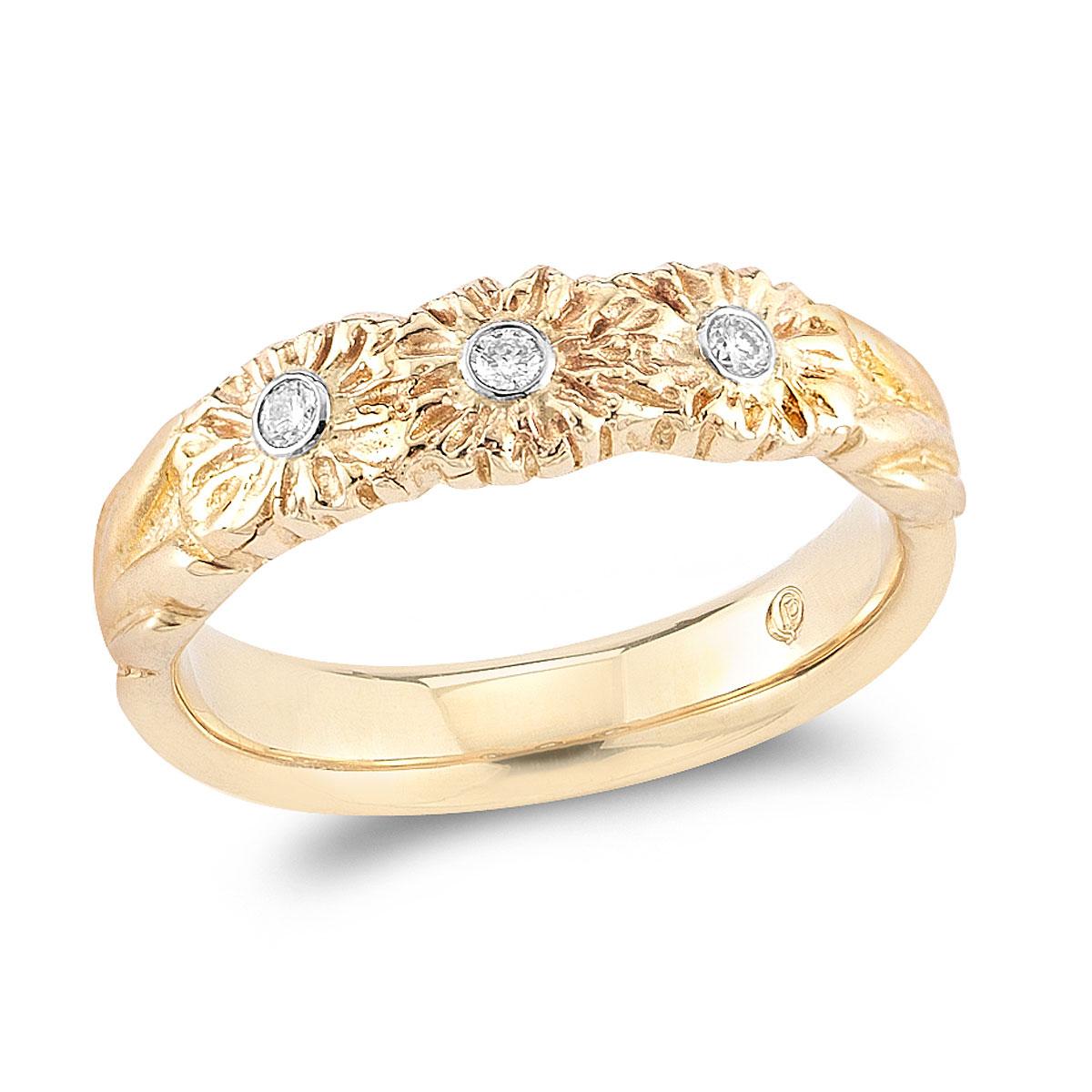 WR0247 Daisy Ring