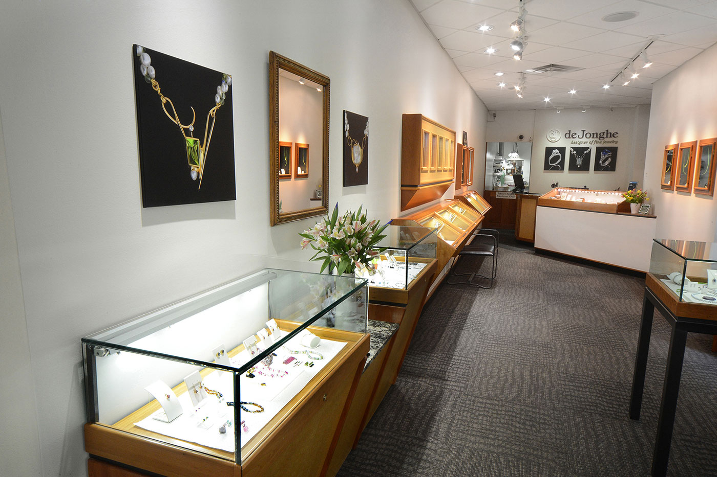 deJonghe Original Jewelry
