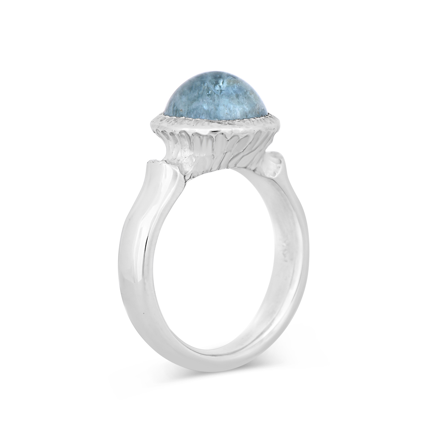 jewellery ring products aquamarine princess lumo wb