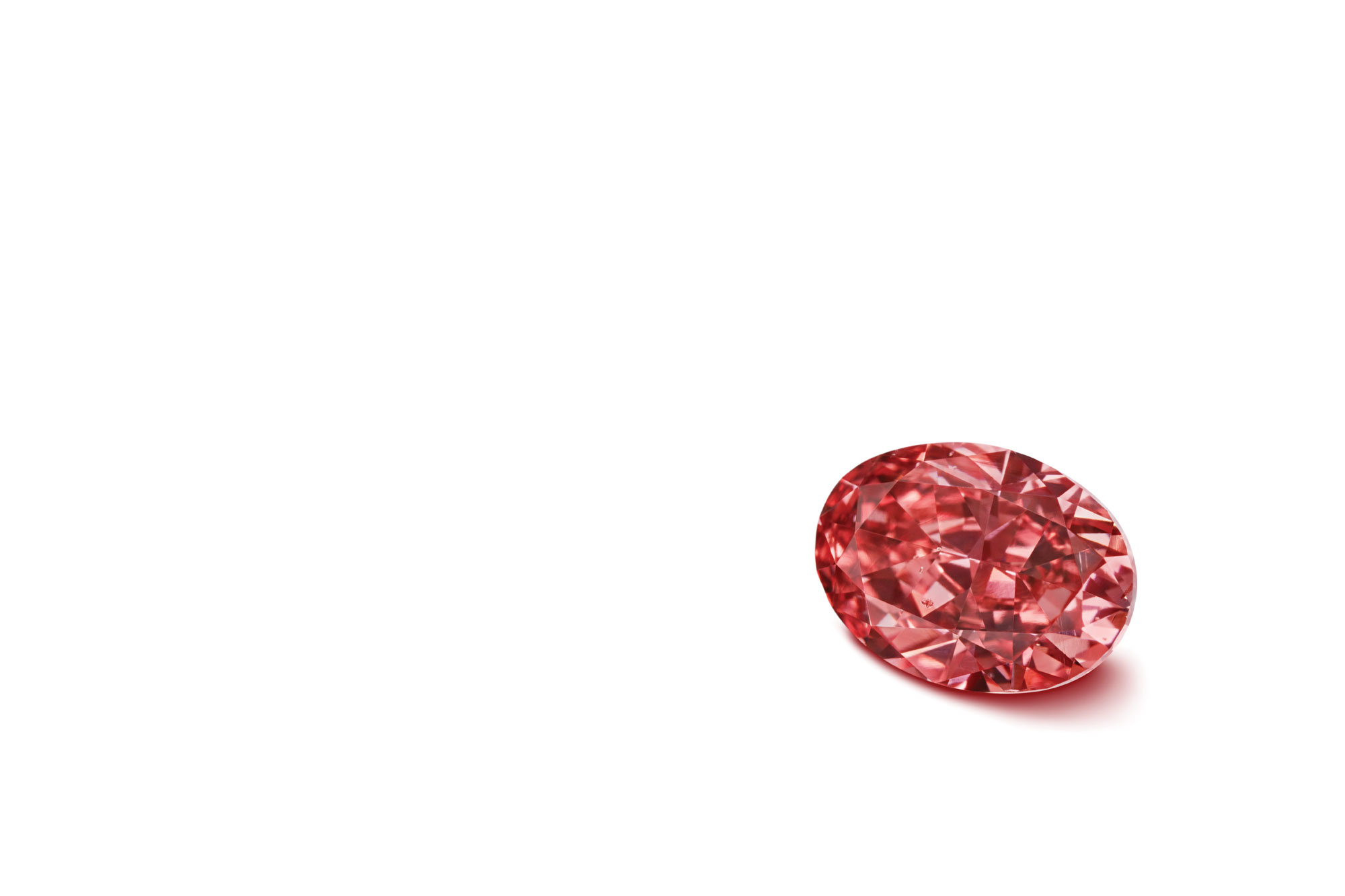 Argyle Kaline Fancy Deep Pink Diamond