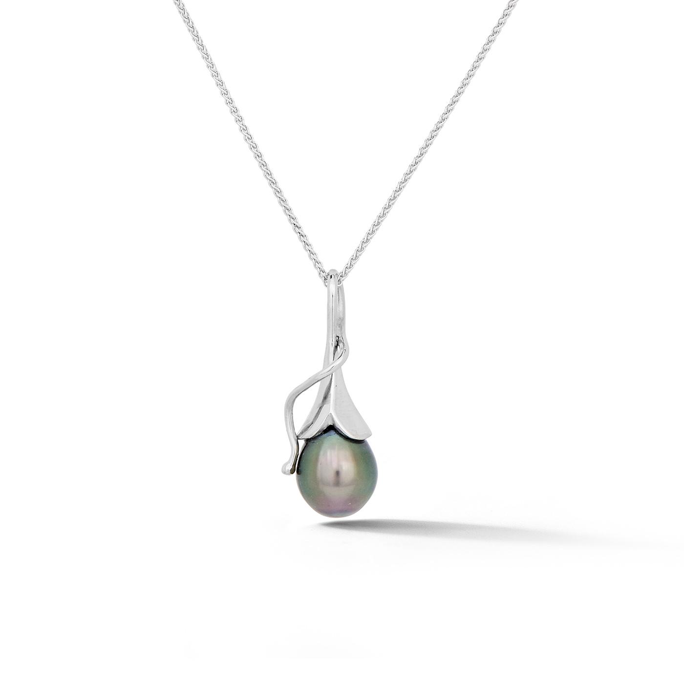 Tahitian Pearl Pendant NP095