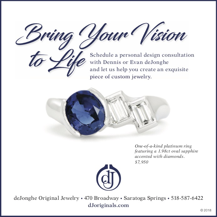 Sapphire Ring ad
