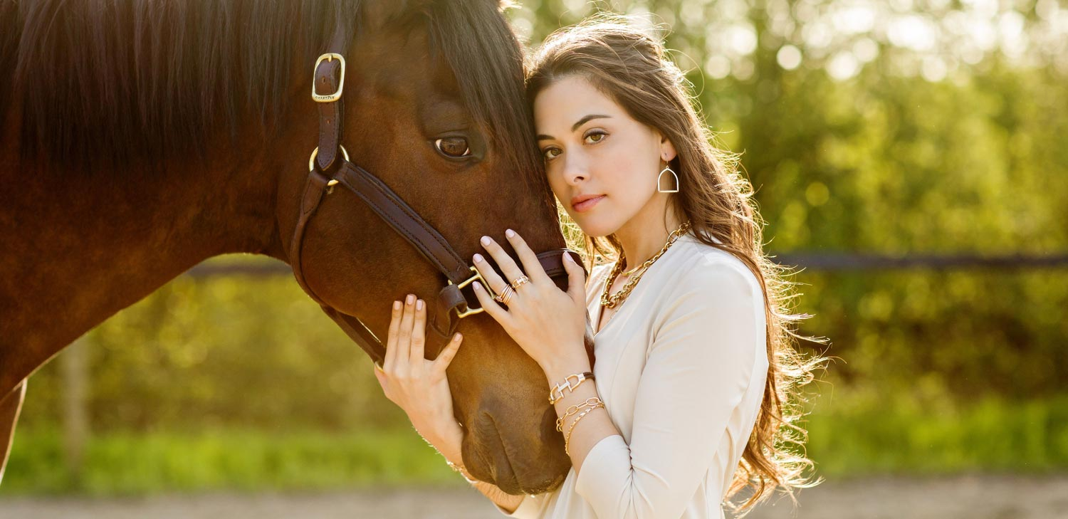 Equestrian Jewelry Collection
