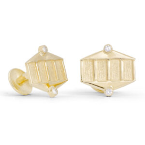 Hall of springs cufflinks