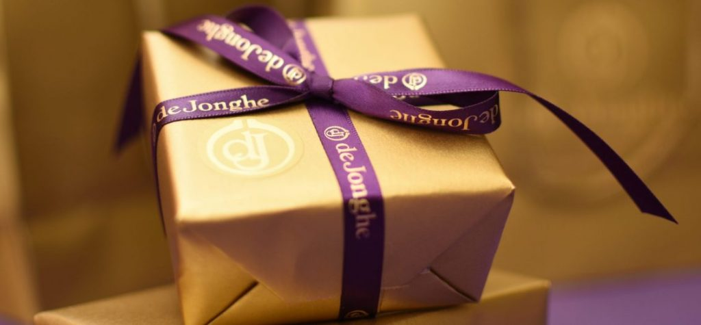 deJonghe Jewelry Gift Box